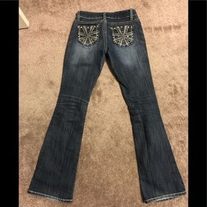41aed5e3e2f Soundgirl stretch Bling Jeans